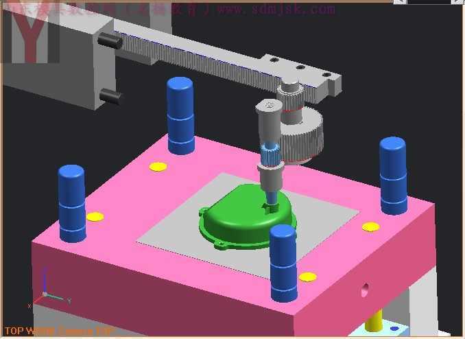 模具設計 - 濟南名揚三維模具,注塑,三維掃描,模具